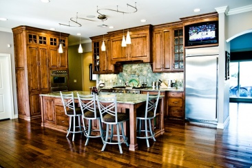 Completing a Grand Kitchen Remodel in a Small Space