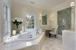 TimCo Construction's Tulsa Bathroom Remodels Enhance Relaxation